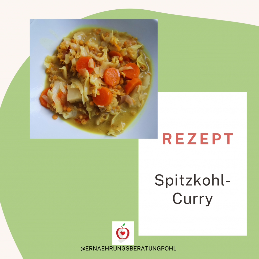 Spitzkohl-Curry